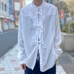 【Iroquois】 STRING SHIRTS