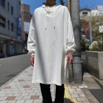 【Iroquois】 MINI FRENCH TERRY P/O HOODIE