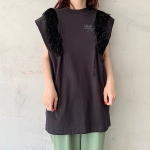 【PONTI】FIRST COSMOS JERSEY TOP