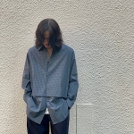 【FFIXXED STUDIOS】LAYERED SHIRT