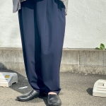 【HOUSE OF THE VERY ISLAND'S】WIDE PANTS