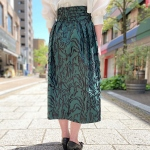 【muller of yoshiokubo】 Sterk embroidery skirt